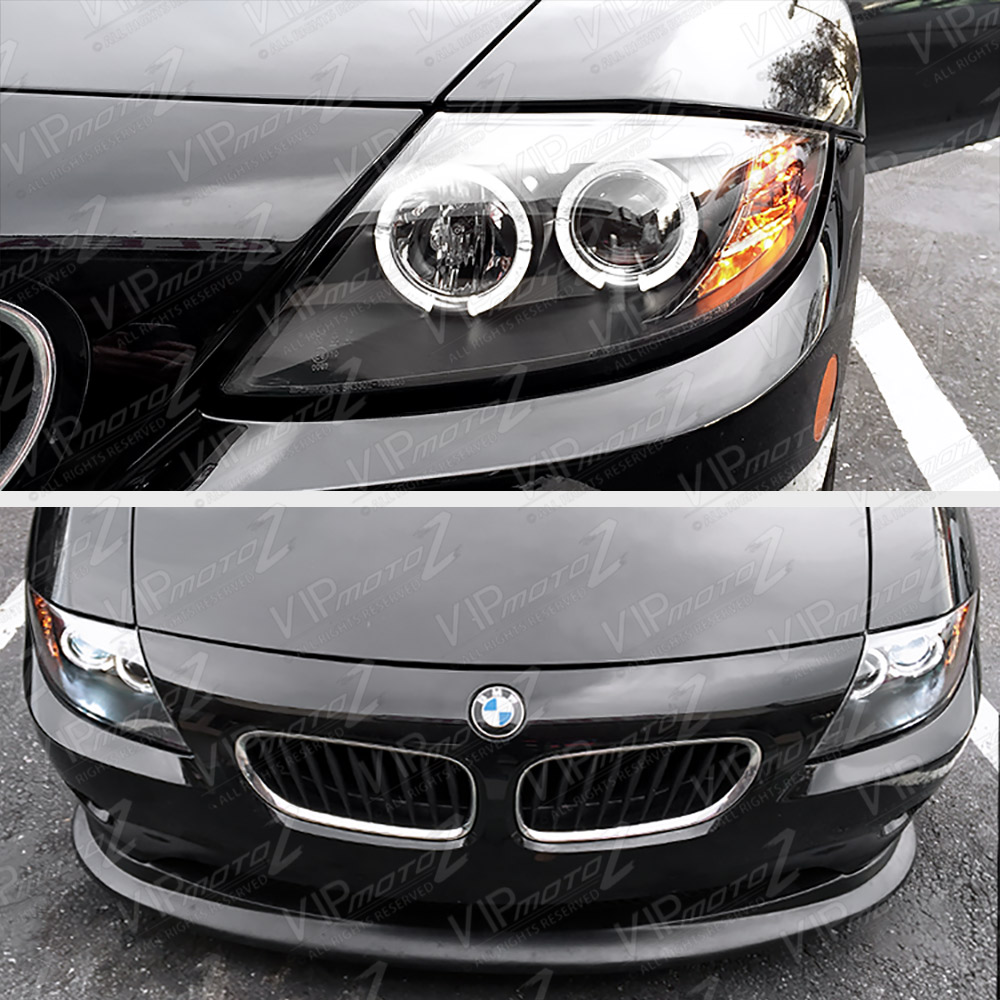 Bmw Z4 Convertible Black: LED LIGHT BAR KIT 2003-2008 BMW Z4 Convertible Black
