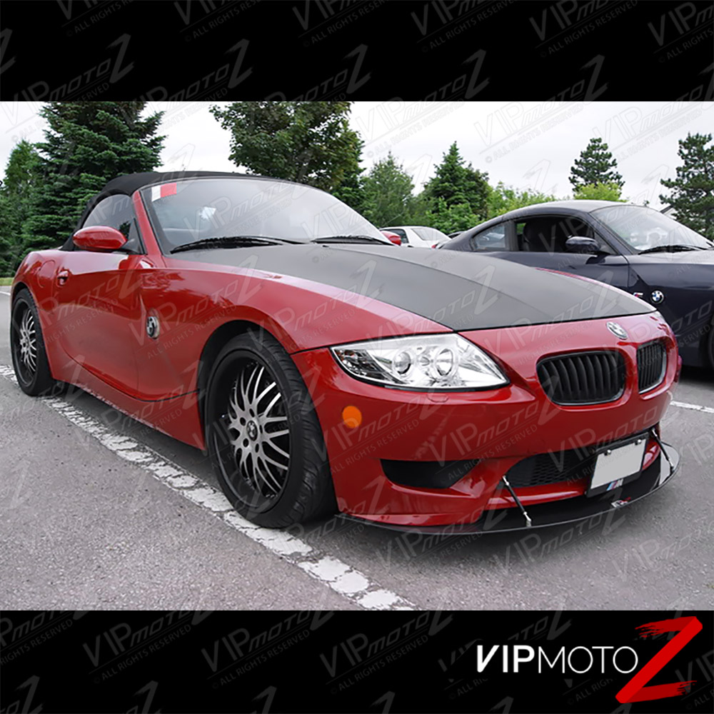 Bmw Z4 2007: New Pair Left+Right Euro Clear Crystal Halo Projector