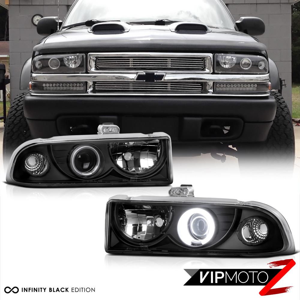 98-04 Chevy S10/Blazer ZR2 ZR5 CCFL Halo Angel Eye LED