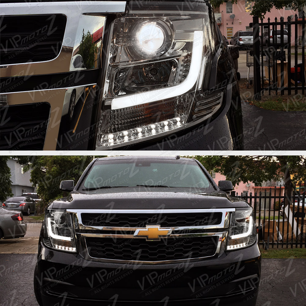 Unmarked ELS 2015 Chevy Tahoe PPV 10 for GTA 5