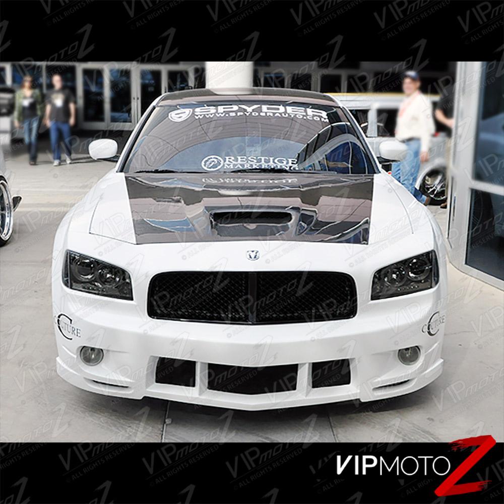 [BEAST COMBO] 2006-2008 Dodge Charger Smoke LED STRIP