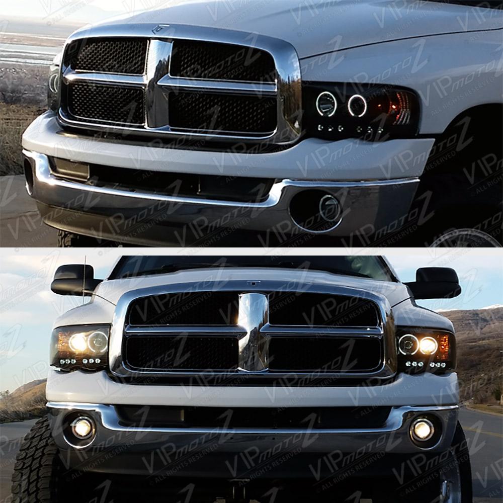LIMITED [SINISTER BLACK] 2002-2005 Dodge Ram 1500 2500