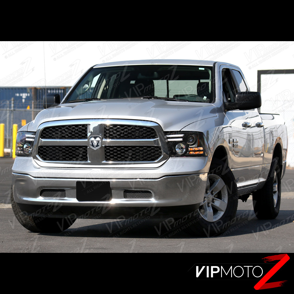 2010 Dodge Ram 2500 Regular Cab Exterior: 2009-2018 Dodge Ram 1500 2500 3500 [TRIBAL VERSION] Black