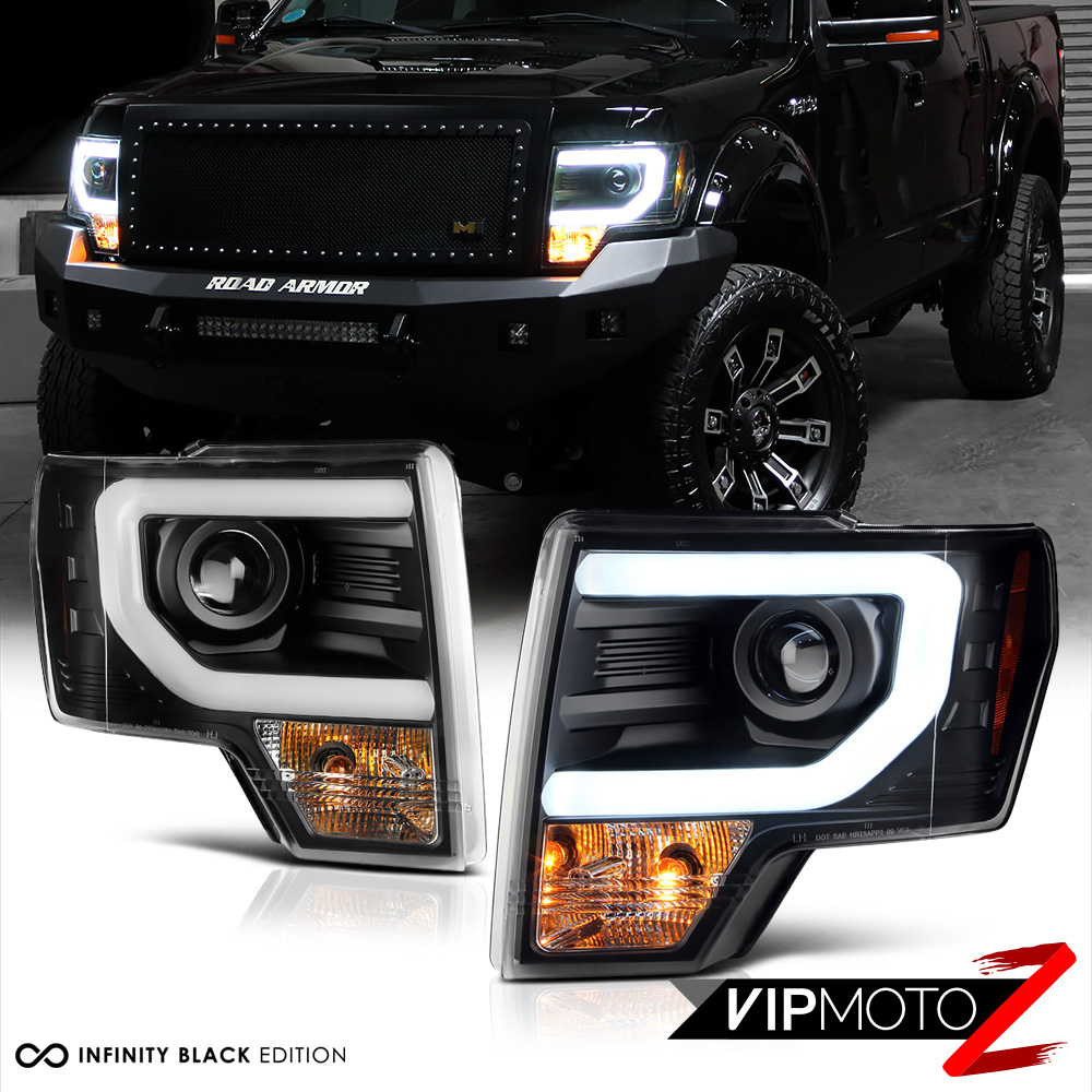2009 2014 ford f150 - Black Ford F150 Raptor 2014