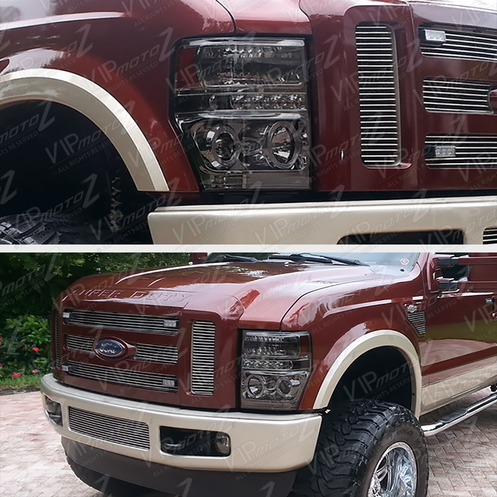 Ford F250 F350 F450 Superduty 2008