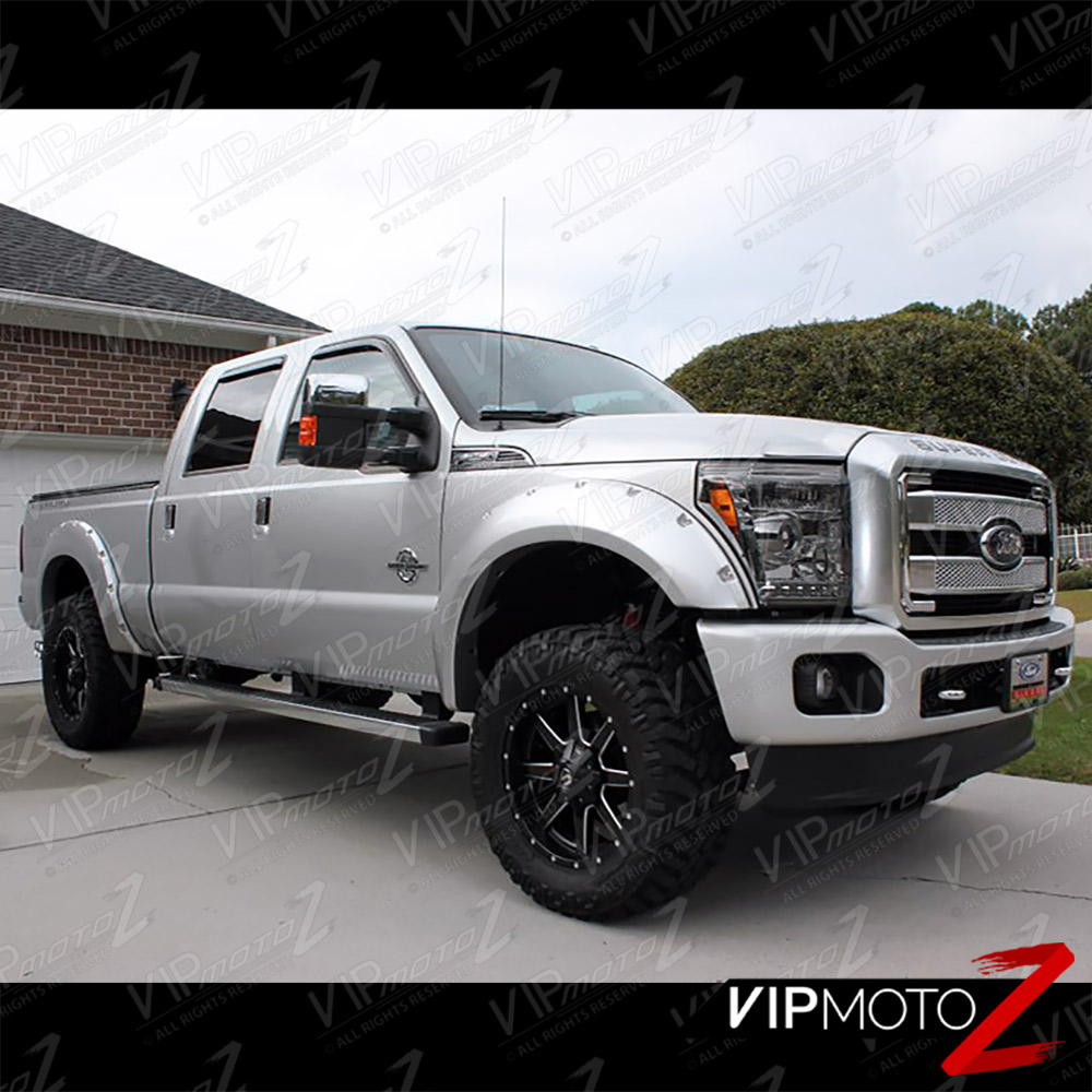 how to change a headlight bulb in 2015 f 350