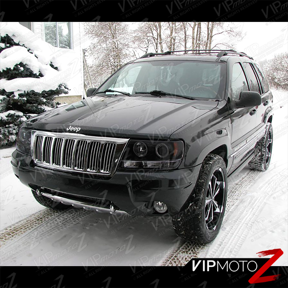 [LIMITED SINISTER BLACK] 1999-2004 Jeep Grand Cherokee WJ