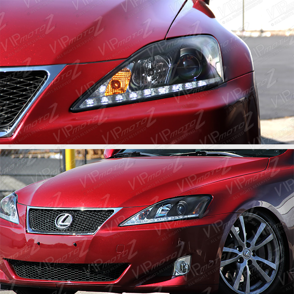 2006 2013 Lexus Is250 Is350 Led Strip Drl Smd Led