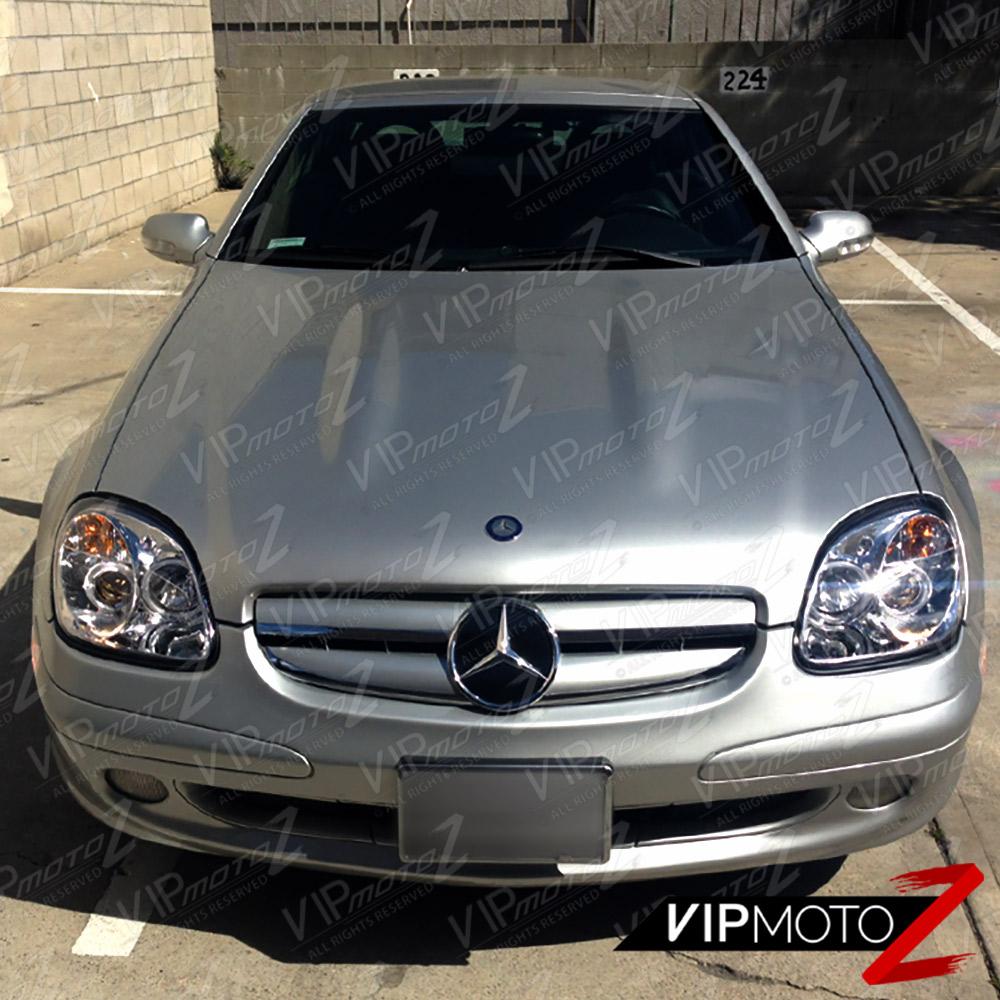 1998 Mercedes Benz Slk Class Suspension: 1998-2004 Mercedes Benz R170 SLK230 SLK320 SLK32 AMG Halo