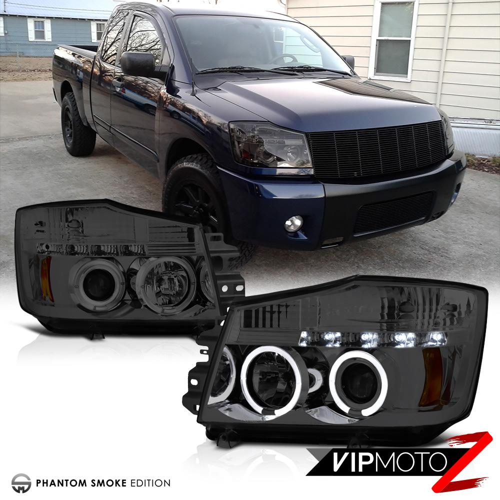 Spyder Auto 444-NTI04-HL-SM Projector Headlight