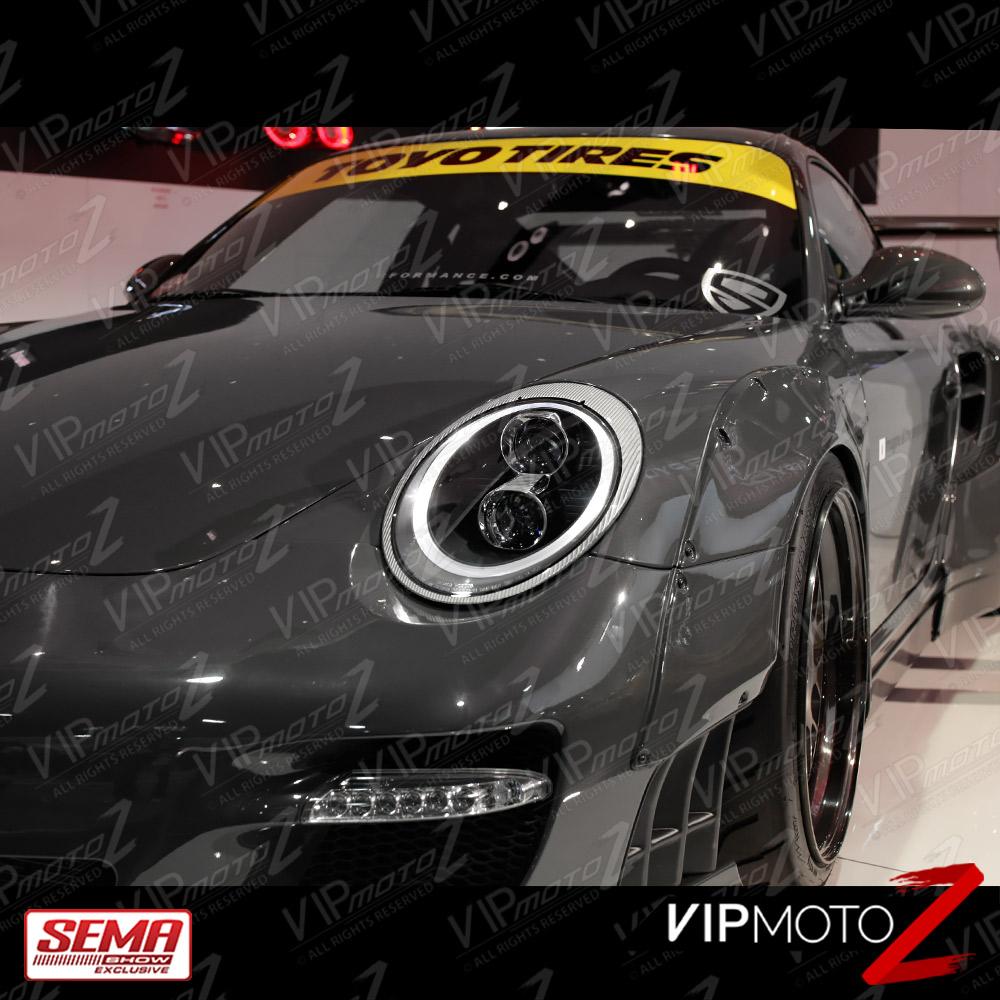 Porsche 996 Headlamp Bulb: 2005-2012 Porsche 997 Carrera Targa Turbo GT2 GT3 911