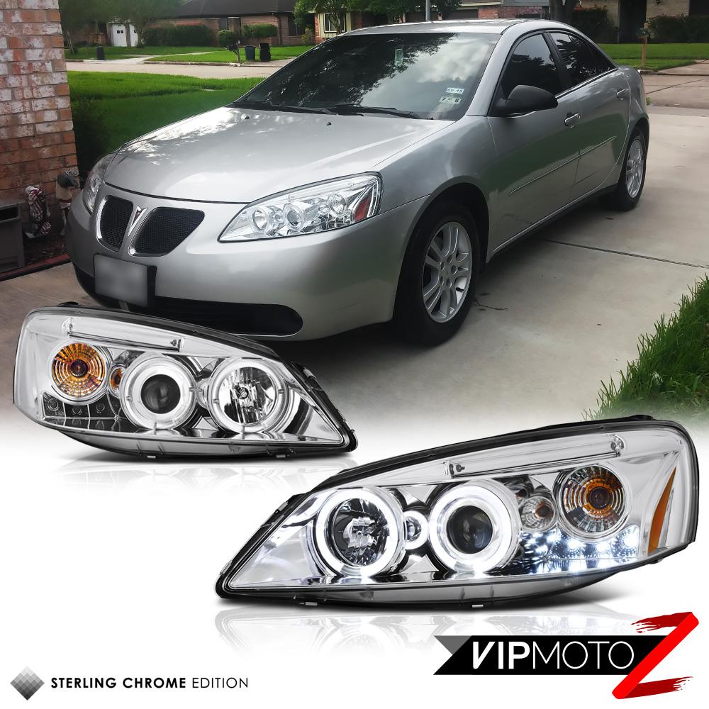 DESIGNED TO FIT. 2005-2010 Pontiac G6