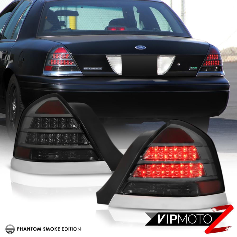Ford Crown Victoria Police Interceptor 98-11 Smoke LED