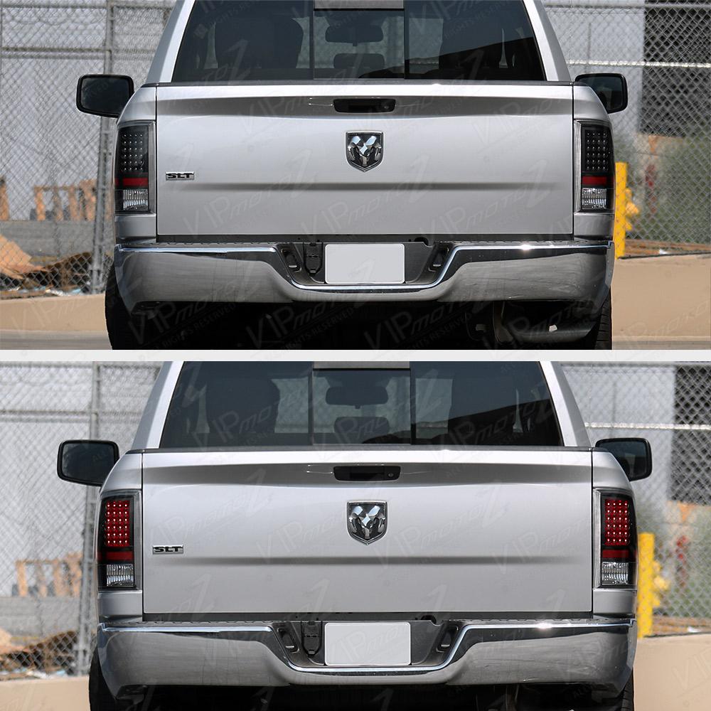 2009 10 11 12 13 14 15 16 17 Dodge RAM 1500 2500 3500 LED ...