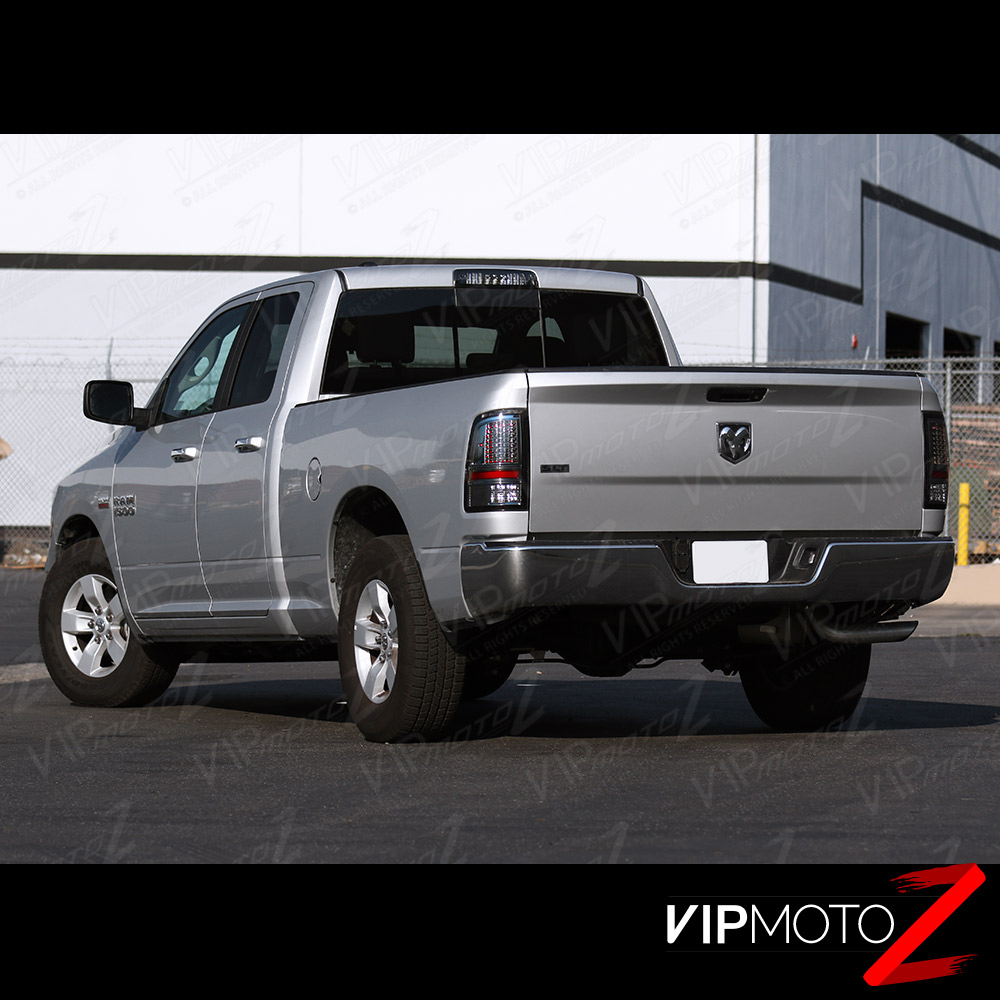 SMOKE 2010-2017 Dodge Ram 1500 2500 3500 FULL LED Rear