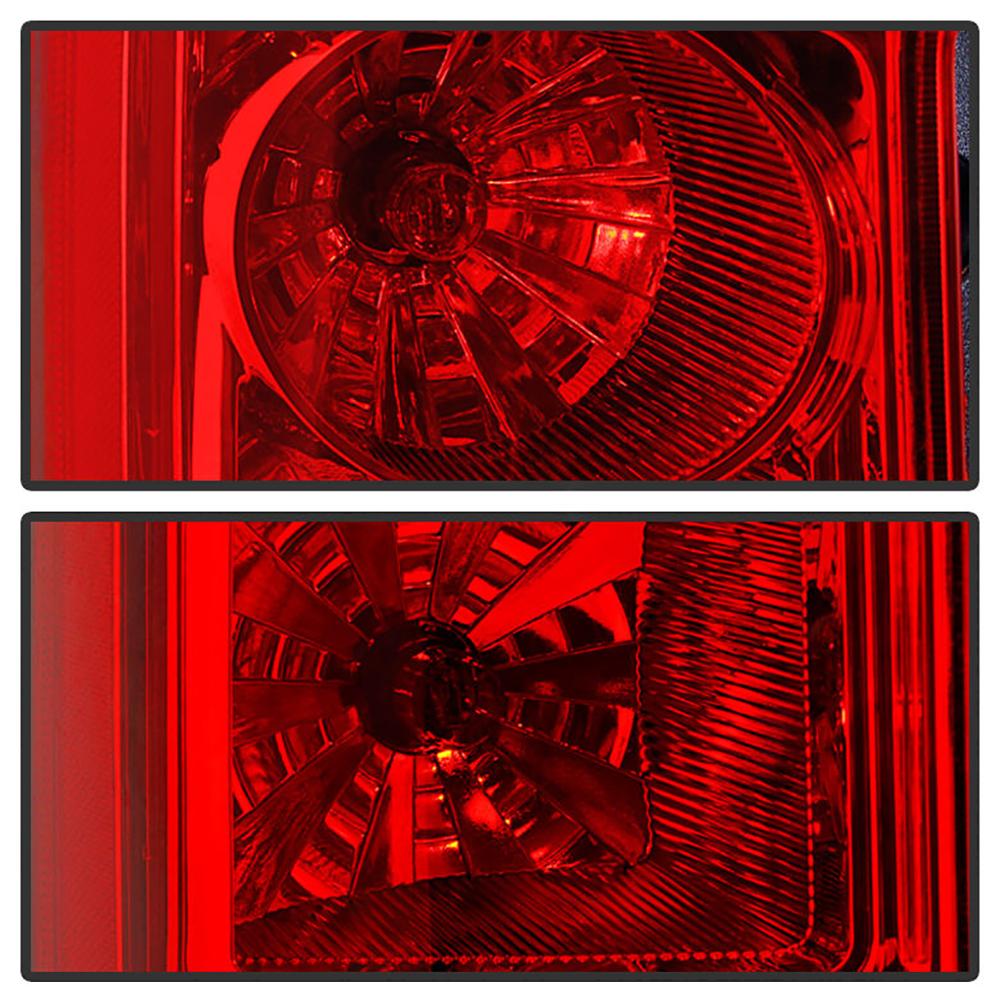 Left Lh Driver Side Rear Brake Tail Lights Lamps 2009 2015