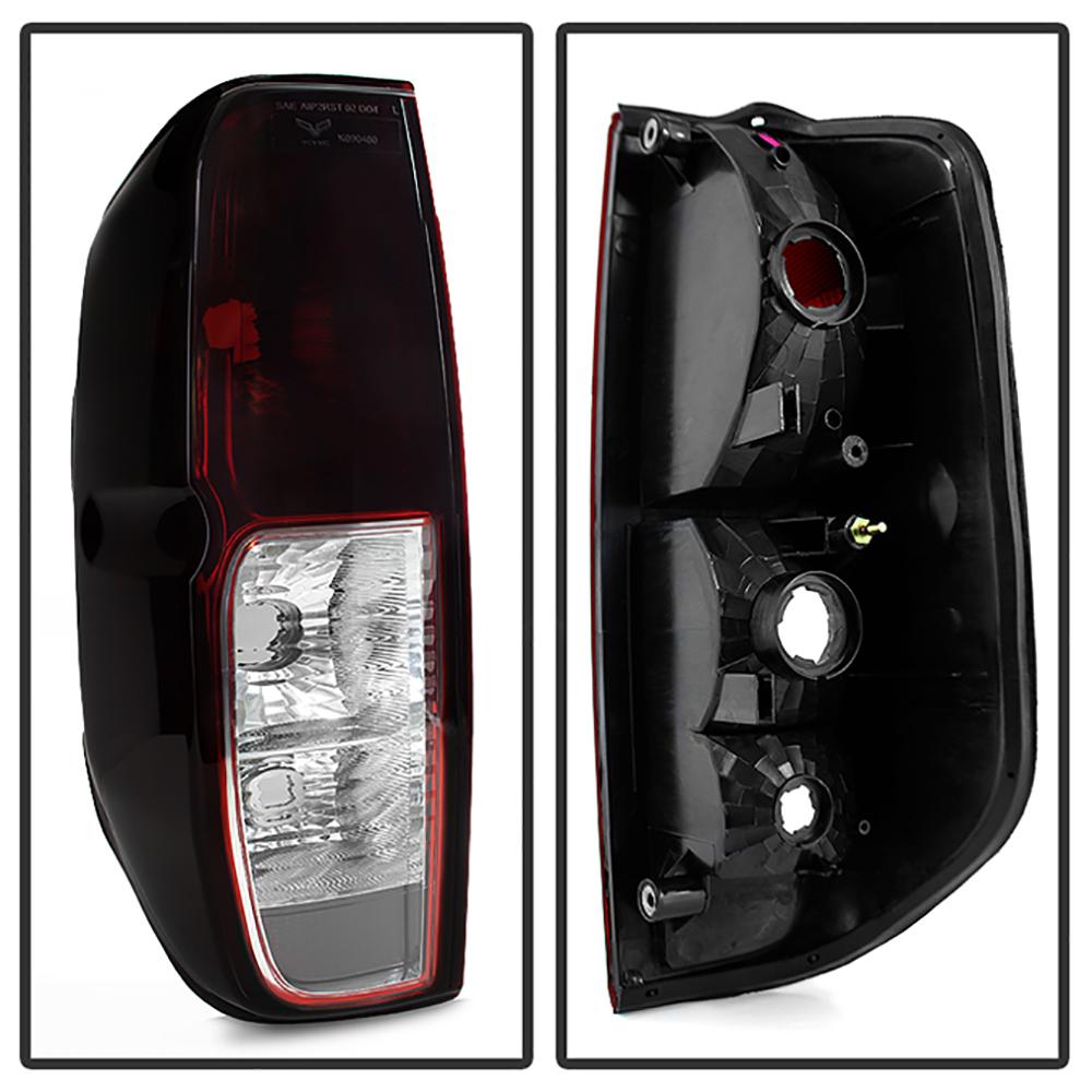 Fits 2005 2014 Nissan Frontier Sc Red Smoke Rear Brake