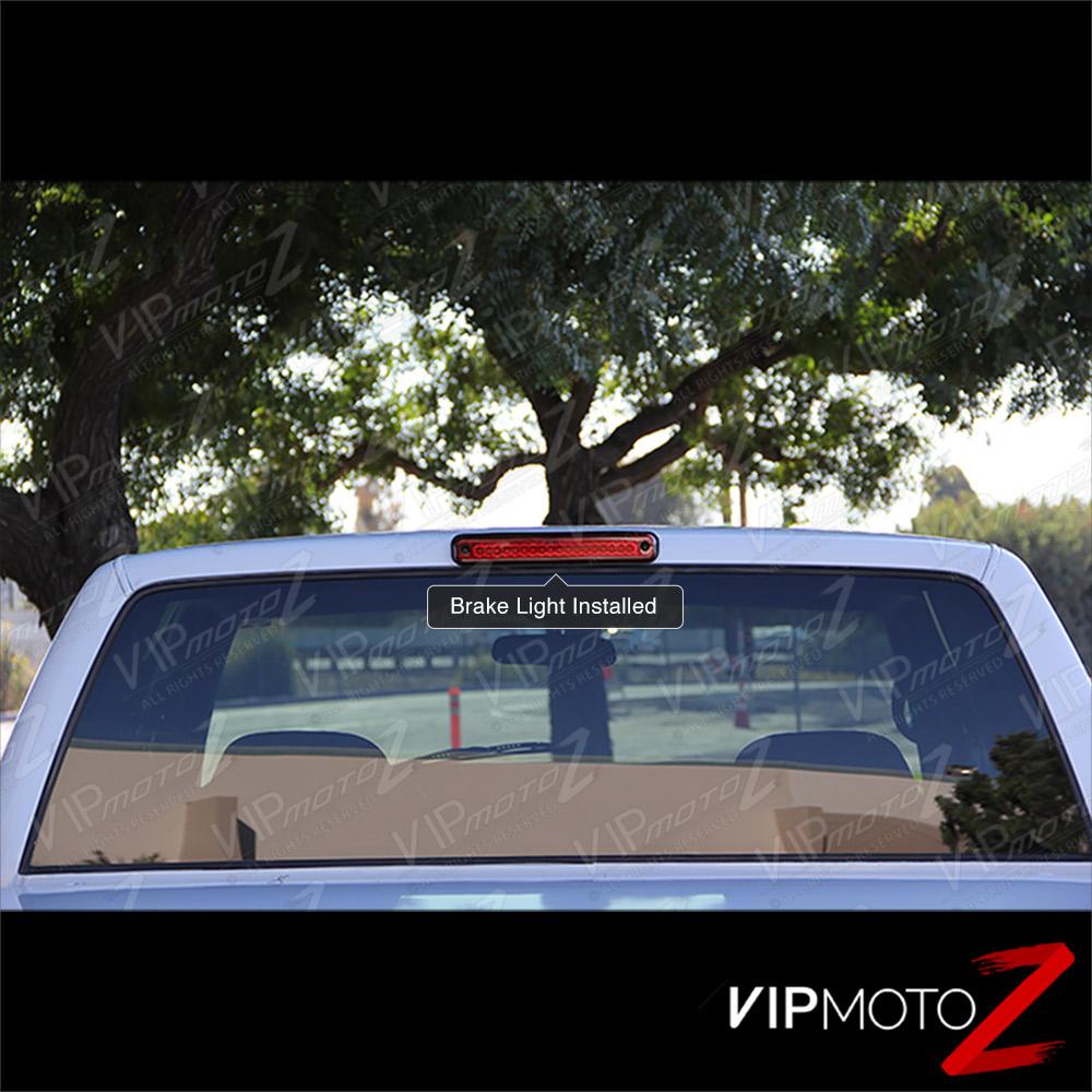 94 95 96 97 98 Chevy C1500 C2500 Silverado Red LED Cargo