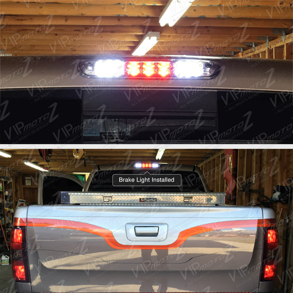 2007-2013 Chevy Silverado GMC Sierra [BRIGHTEST LED] Rear