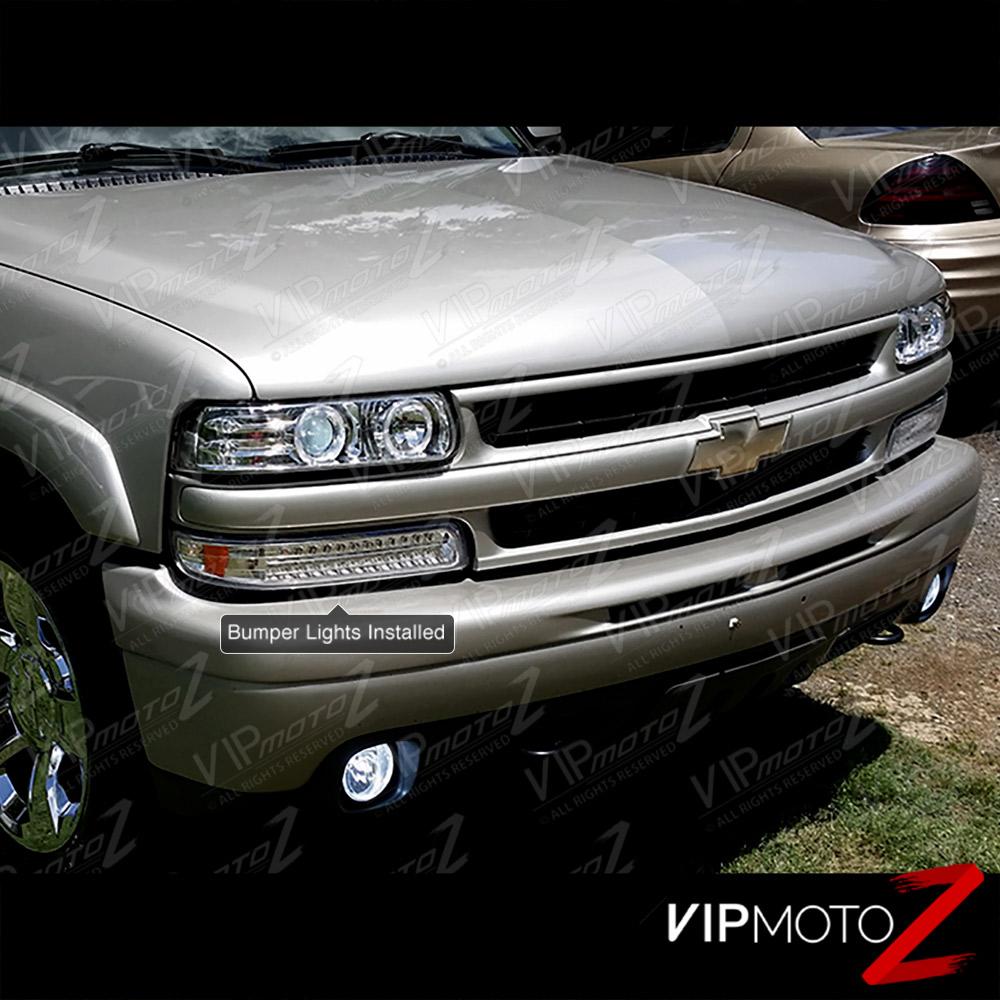 2002 Chevrolet Silverado 1500 Hd Crew Cab Camshaft: 99-2002 Chevy Silverado 2500HD Headlight Turn Signal DRL