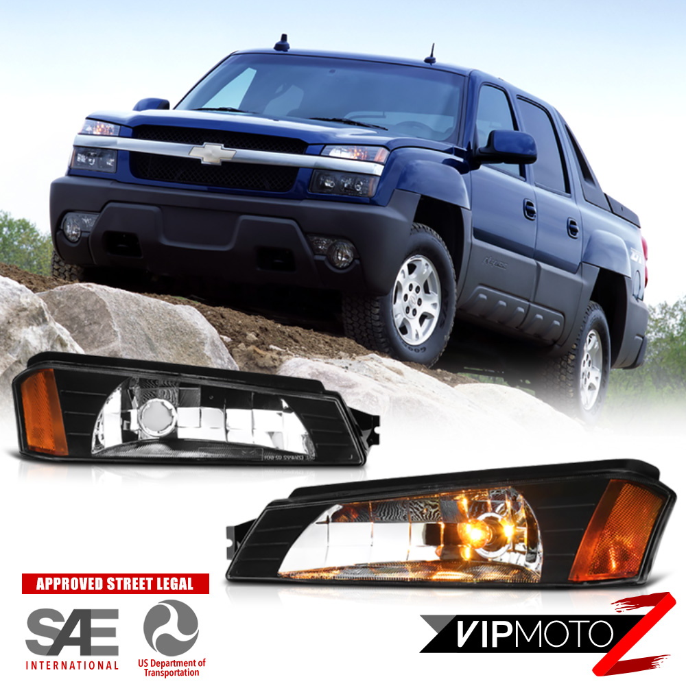 NOT Compatible with Model Without Factory Body Cladding. DESIGNED TO FIT.  2002-2006 Chevrolet Avalanche 1500 ...