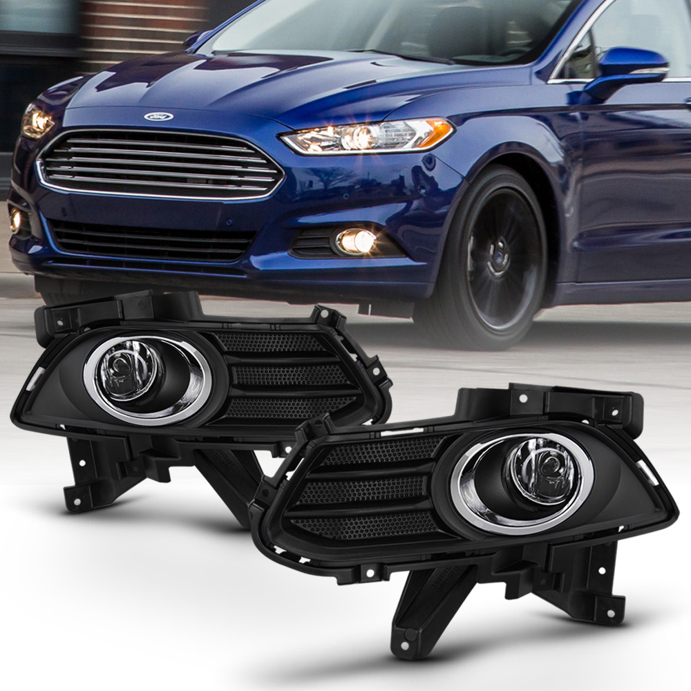 13 16 Ford Fusion Bumper Fog Light Driving Lamp Factory