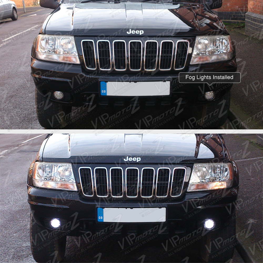 1999-2003 JEEP GRAND CHEROKEE WJ [BRIGHTEST LED] DRIVING