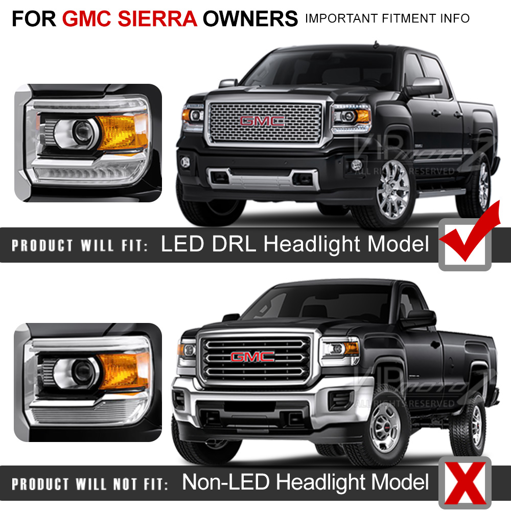 headlight bulb 2015 gmc sierra autos post. Black Bedroom Furniture Sets. Home Design Ideas