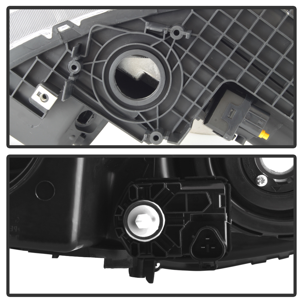 Left Driver Side Replacement Headlight Signal For 07-09