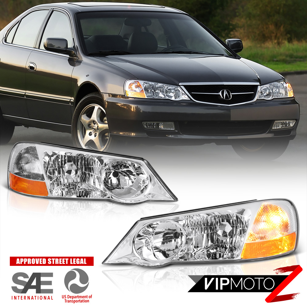 2002 2003 Acura TL Type-S [FACTORY XENON MODEL] Front LEFT