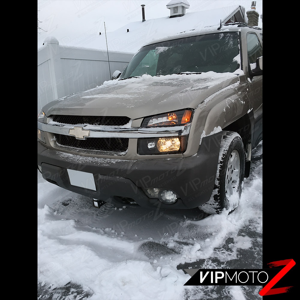 2002-2006 Chevy Avalanche 1500 2500 [BODY CLADDING MODEL ...