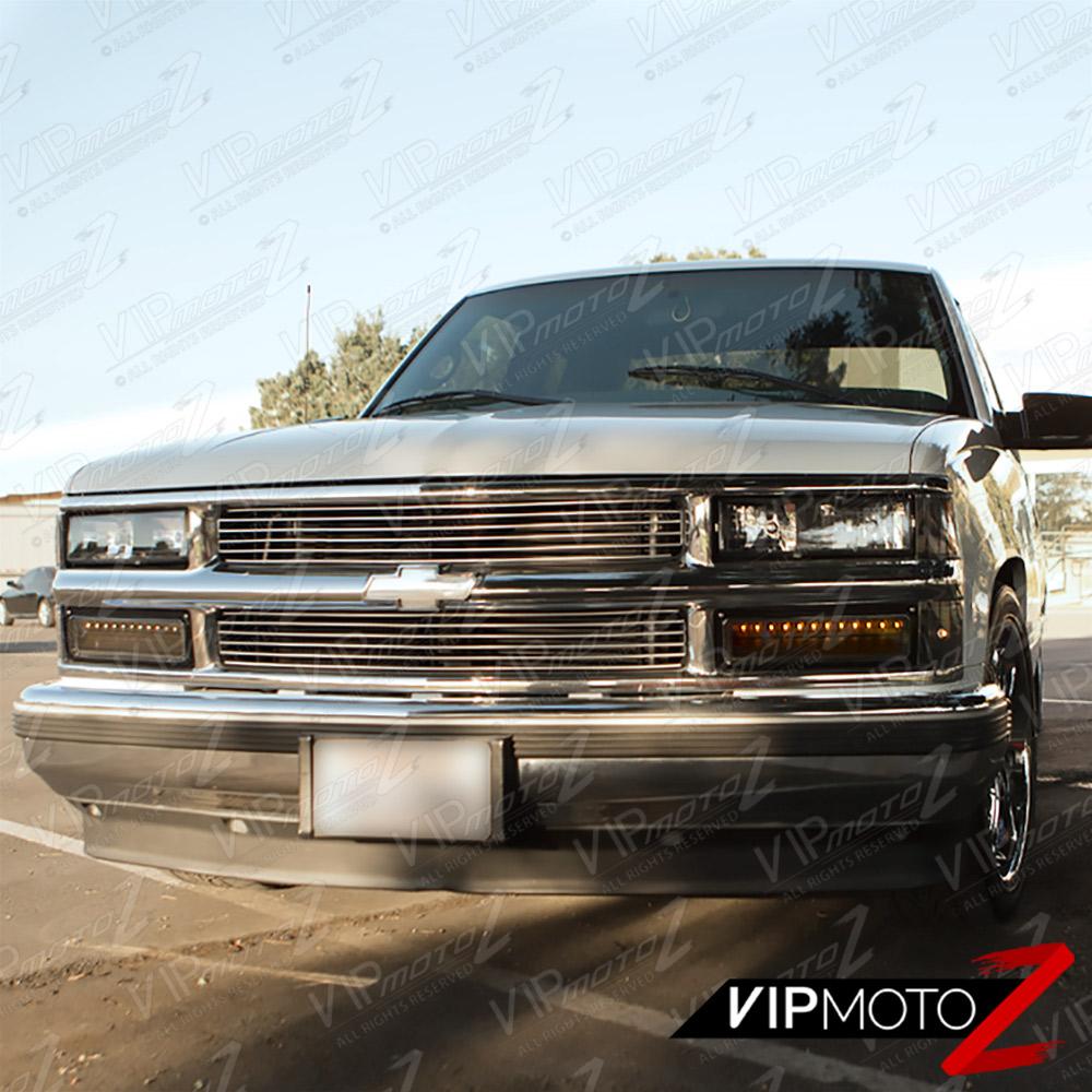 94 95 96 97 98 Chevy Suburban Tahoe 1500 2500 Smoke Cab Brake Lamp ...