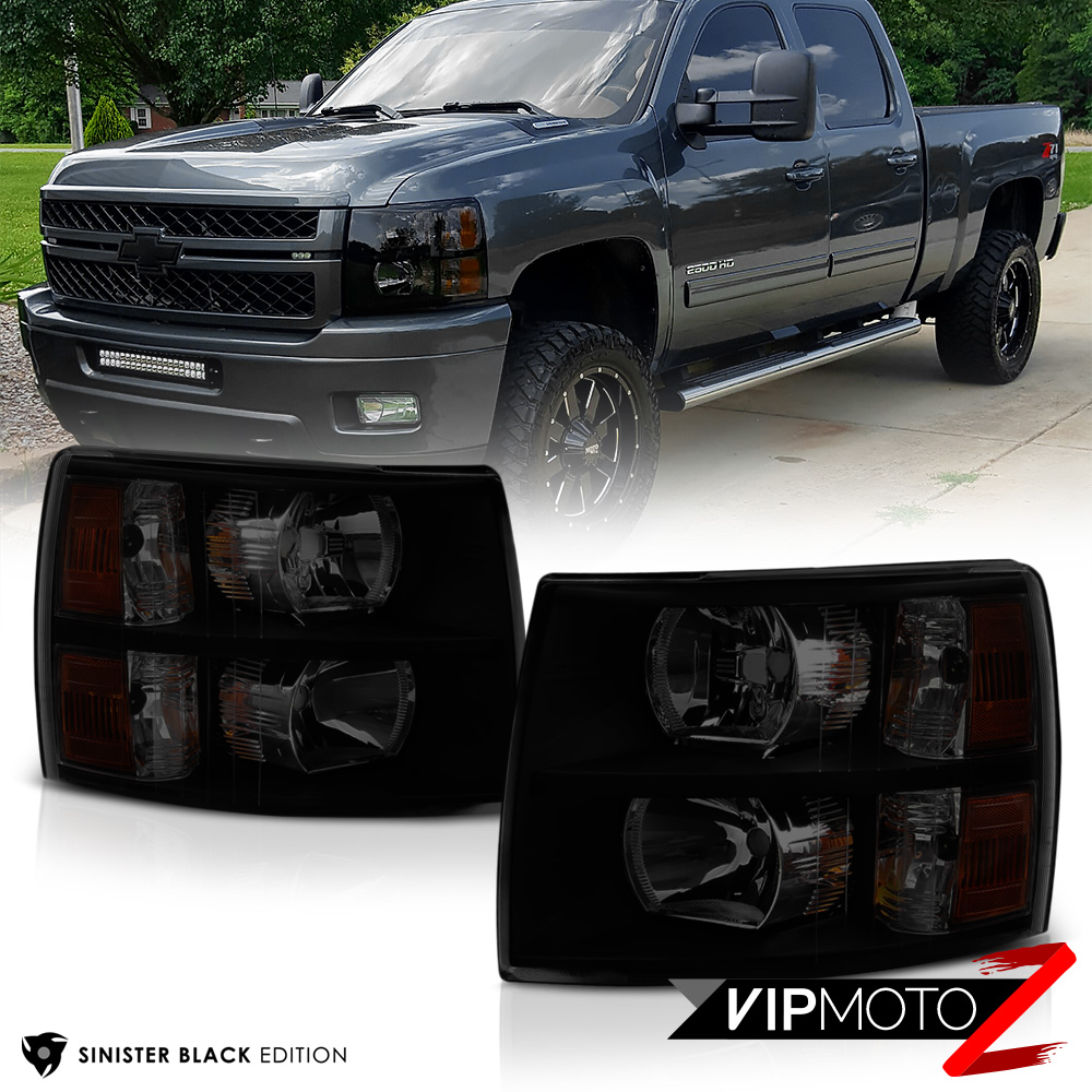 "2007 Gmc Sierra Classic 3500 Extended Cab Transmission: 2007-2013 Chevrolet Silverado 1500 2500HD 3500HD ""SINISTER"