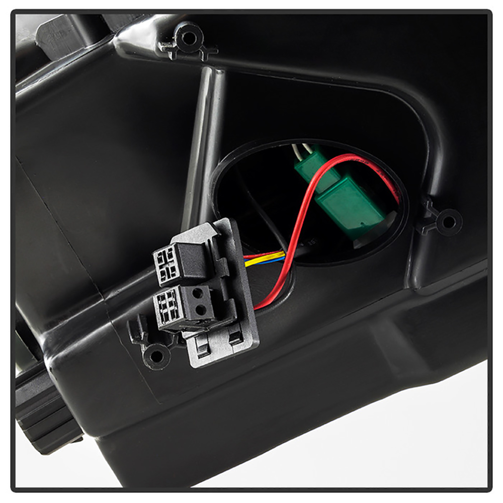 Dodge Dart 2013 2014 2015 Xenon Left Right Black Headlights Headlamps Set Pair Ebay