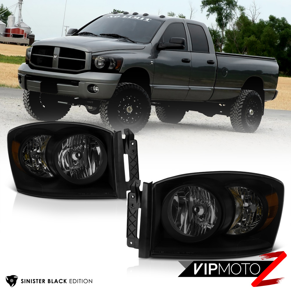 2006 Dodge RAM Headlights | eBay