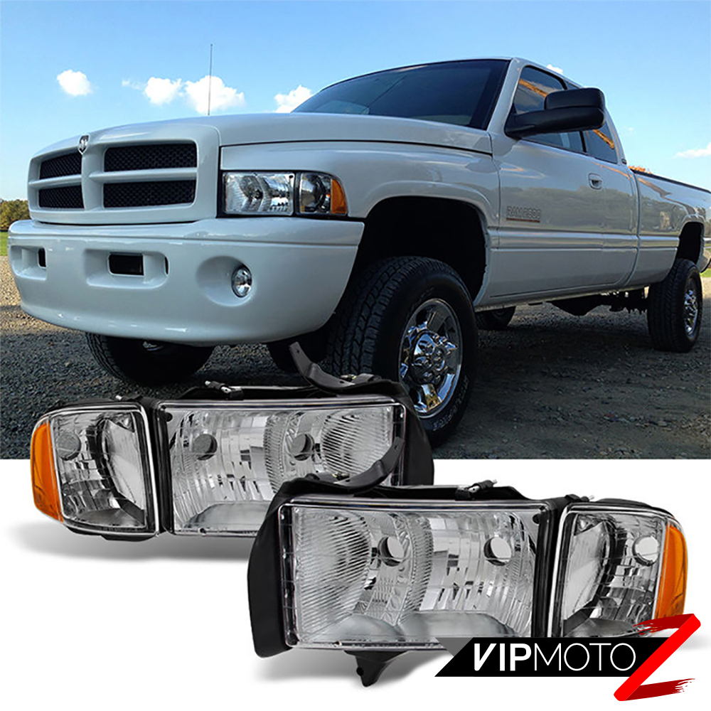 Hd Jh Dr Sp C Z on 1998 Dodge Ram 1500 Headlights
