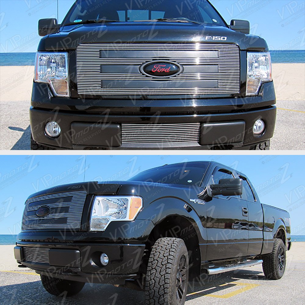 2009 2010 2011 2012 2013 2014 Ford F150 Factory Style