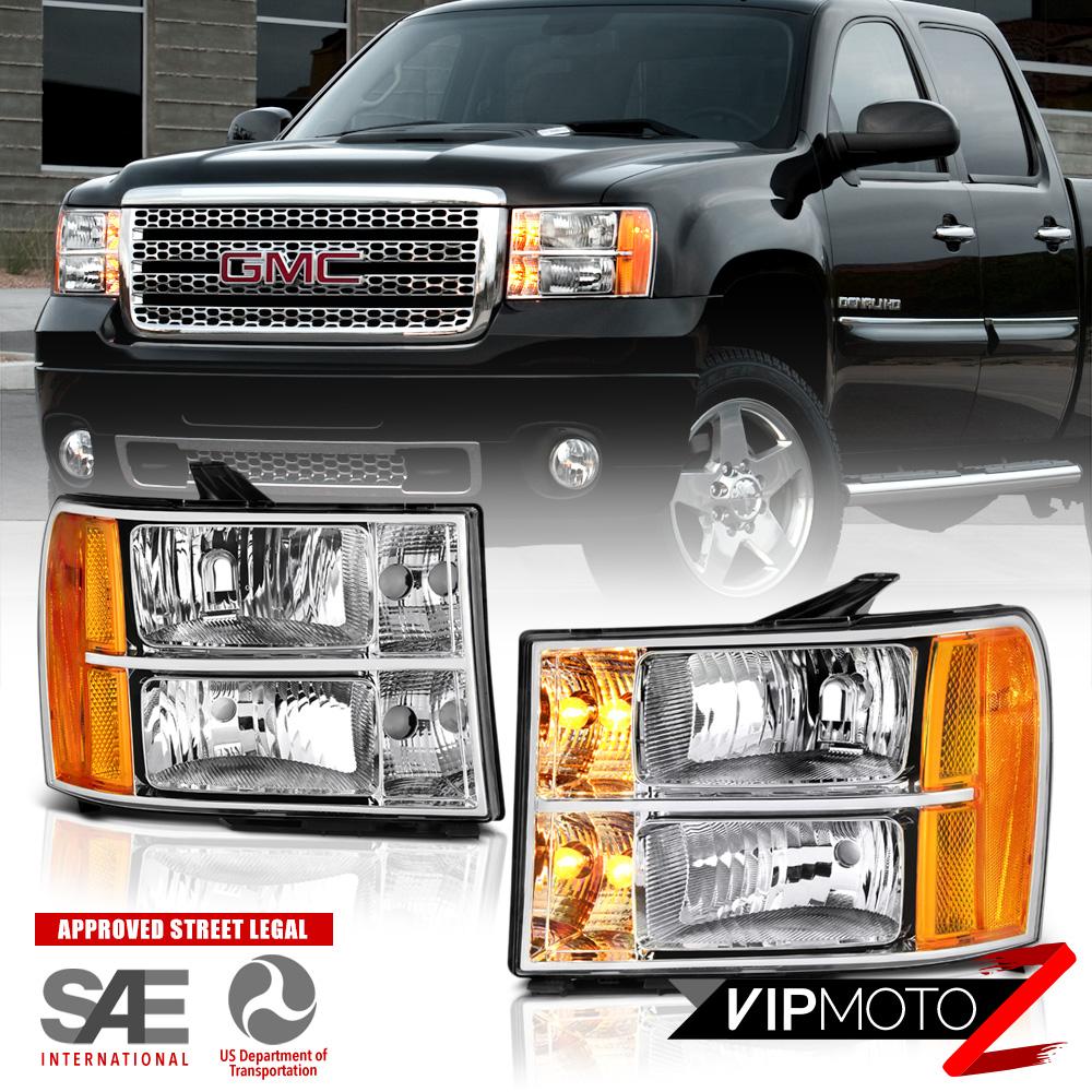 """2007-2013 GMC Sierra 1500 2500 3500 """"FACTORY STYLE"""