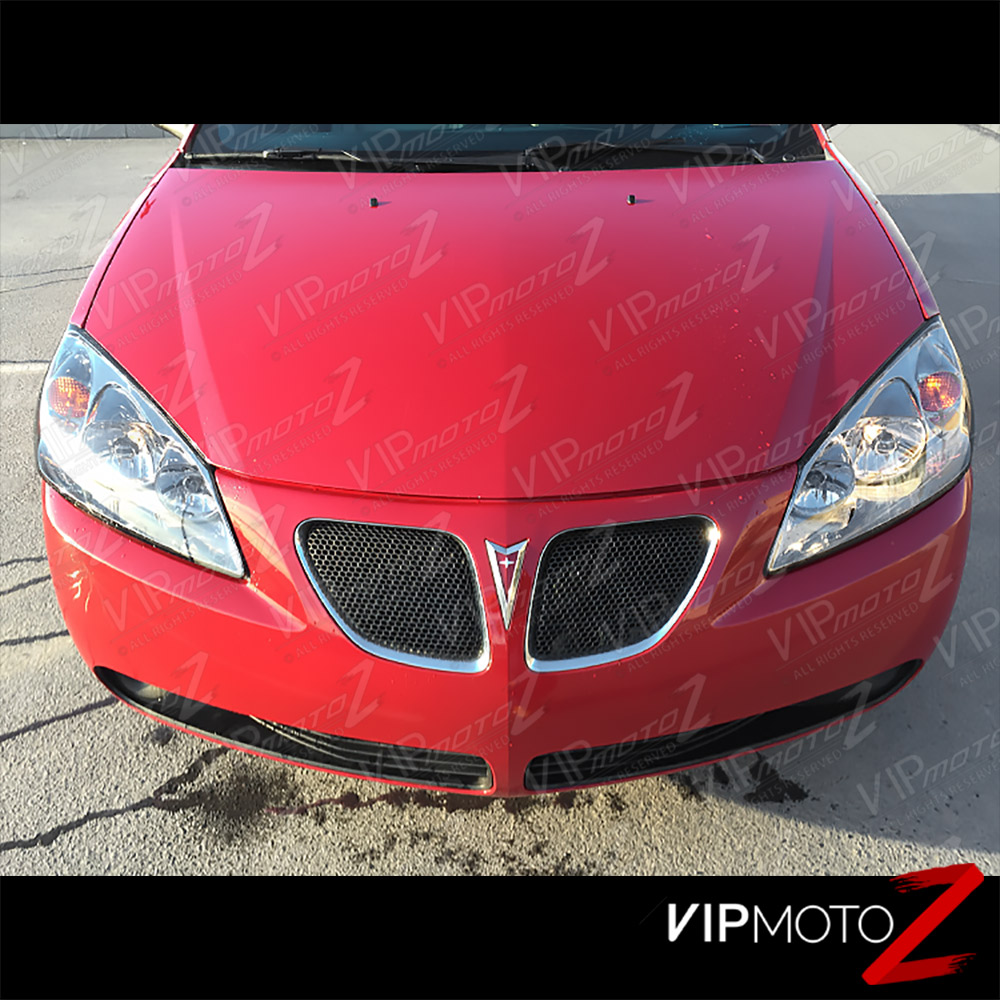 2005 2010 Pontiac G6 Gt Gtp Gxp Crystal Chrome New