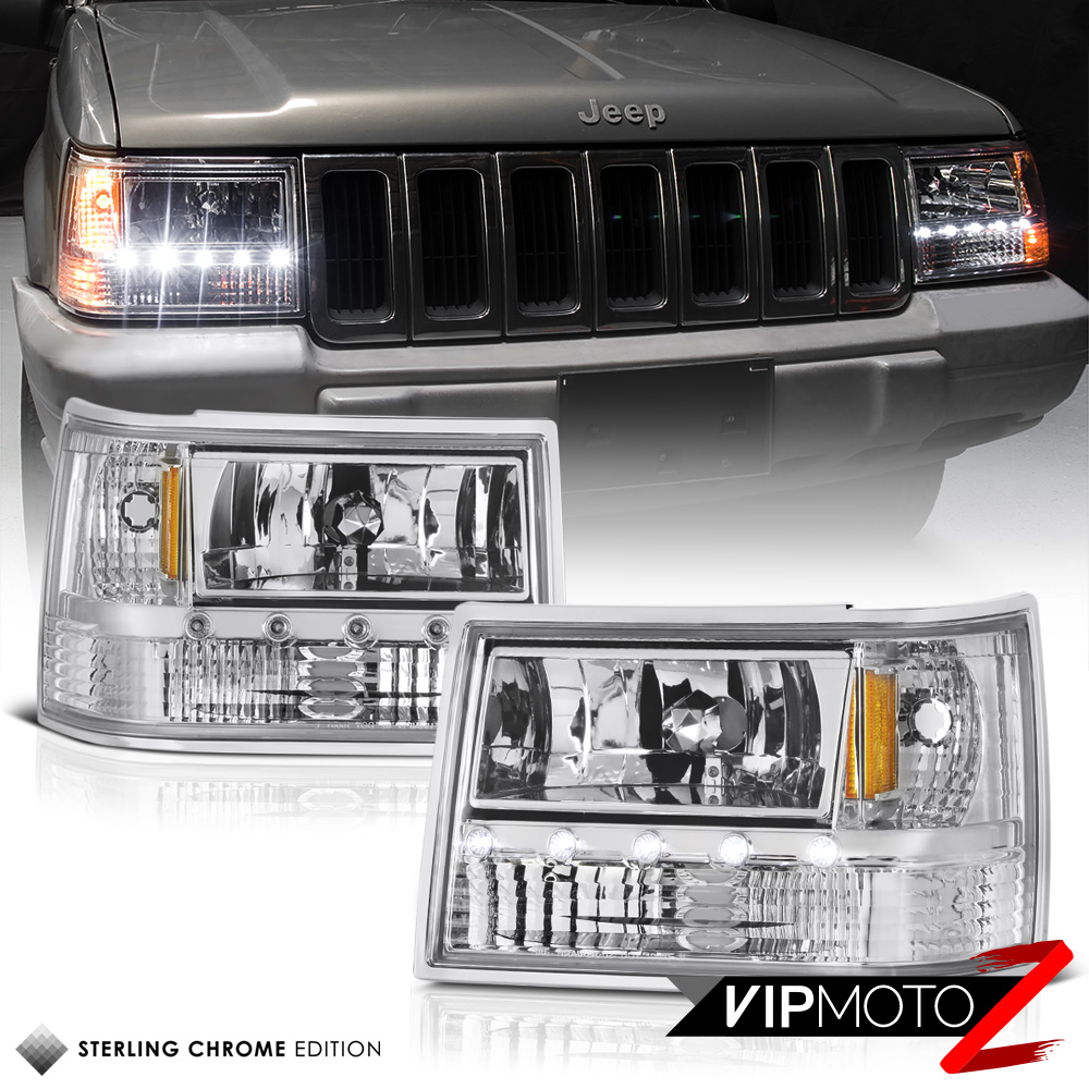 Jeep Grand Cherokee ZJ 1993-1998 Vertical Headlight Adjusting Nut