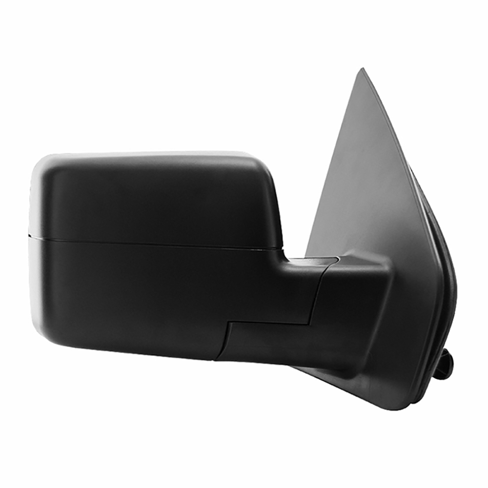 New Mirror Passenger Right Side F150 Truck Textured black RH Hand Ford FO1321244