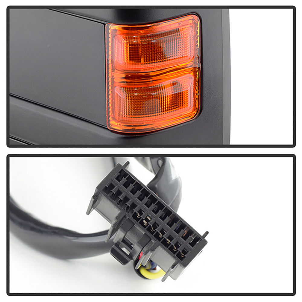 2008-2016 Ford F250 F350 F450 SuperDuty LED Towing Side