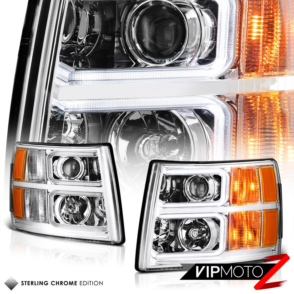 2007 2013 Chevy Silverado Tron Style Oled Neon Tube