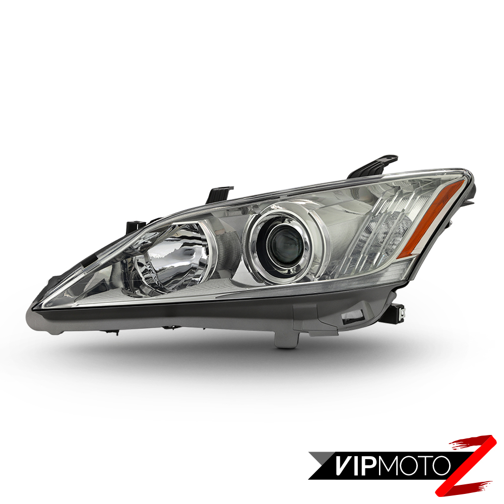 """/""""Factory Style/"""" Driver Side Headlamp Light Left Fits HID 2010-2012 Nissan Altima"""