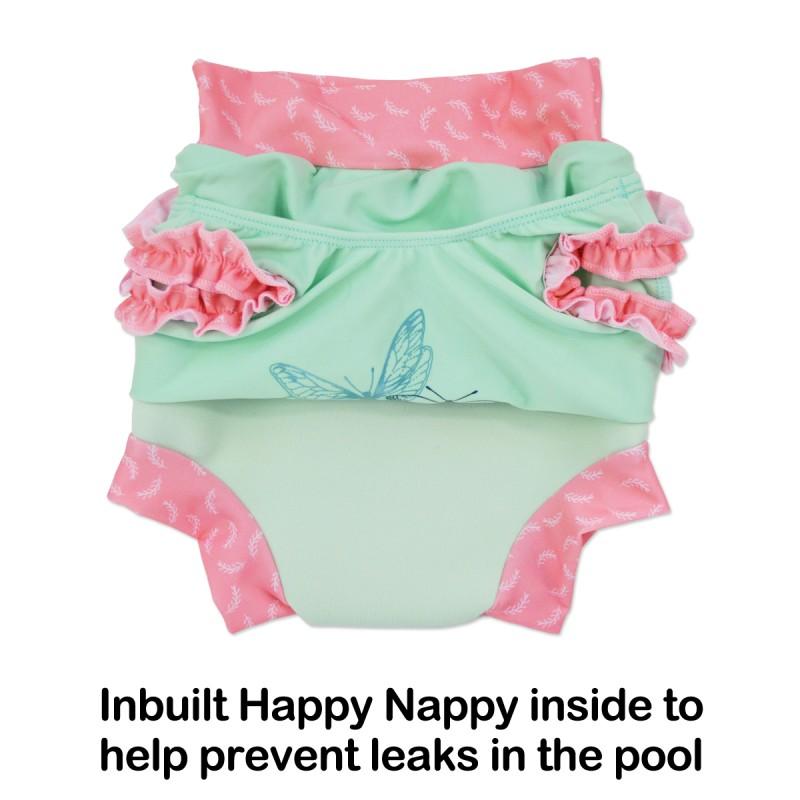 Splash-About-Happy-Nappy-Baby-amp-Toddler-Costume-Swimwear-Sun-Safe-0-36-Months thumbnail 9