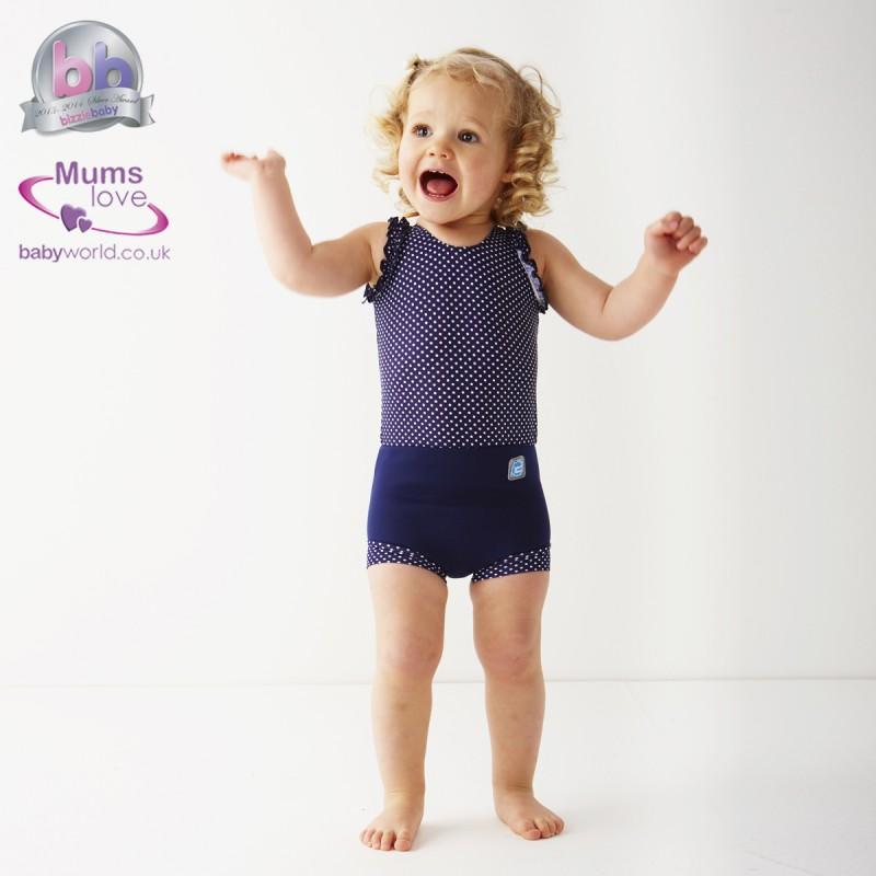 Splash-About-Happy-Nappy-Baby-amp-Toddler-Costume-Swimwear-Sun-Safe-0-36-Months thumbnail 14