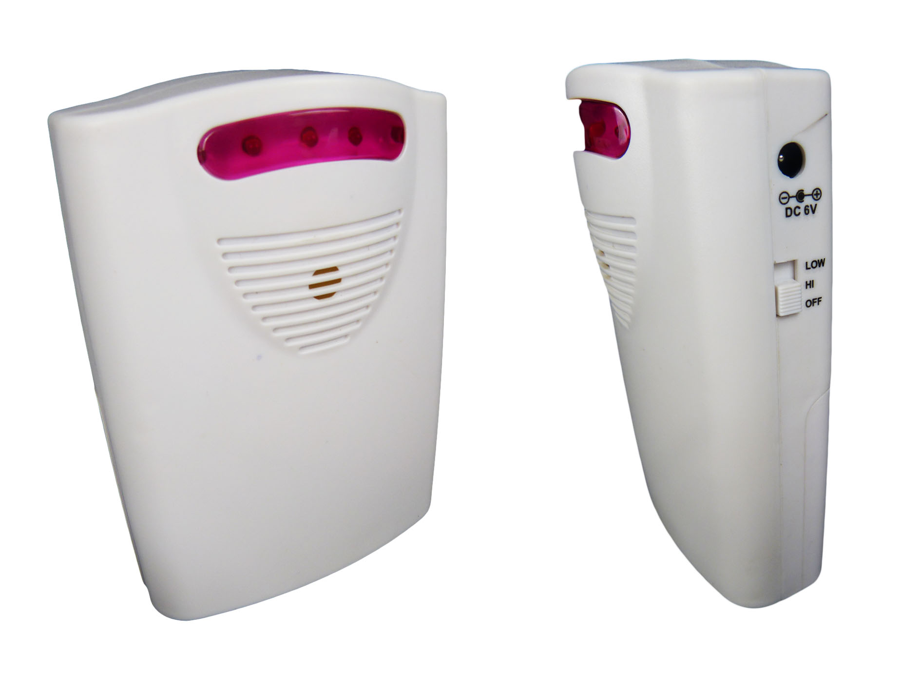 Motion Detector Alarm >> Driveway Alarm Wireless Pir Motion Sensor Alarm No Wiring