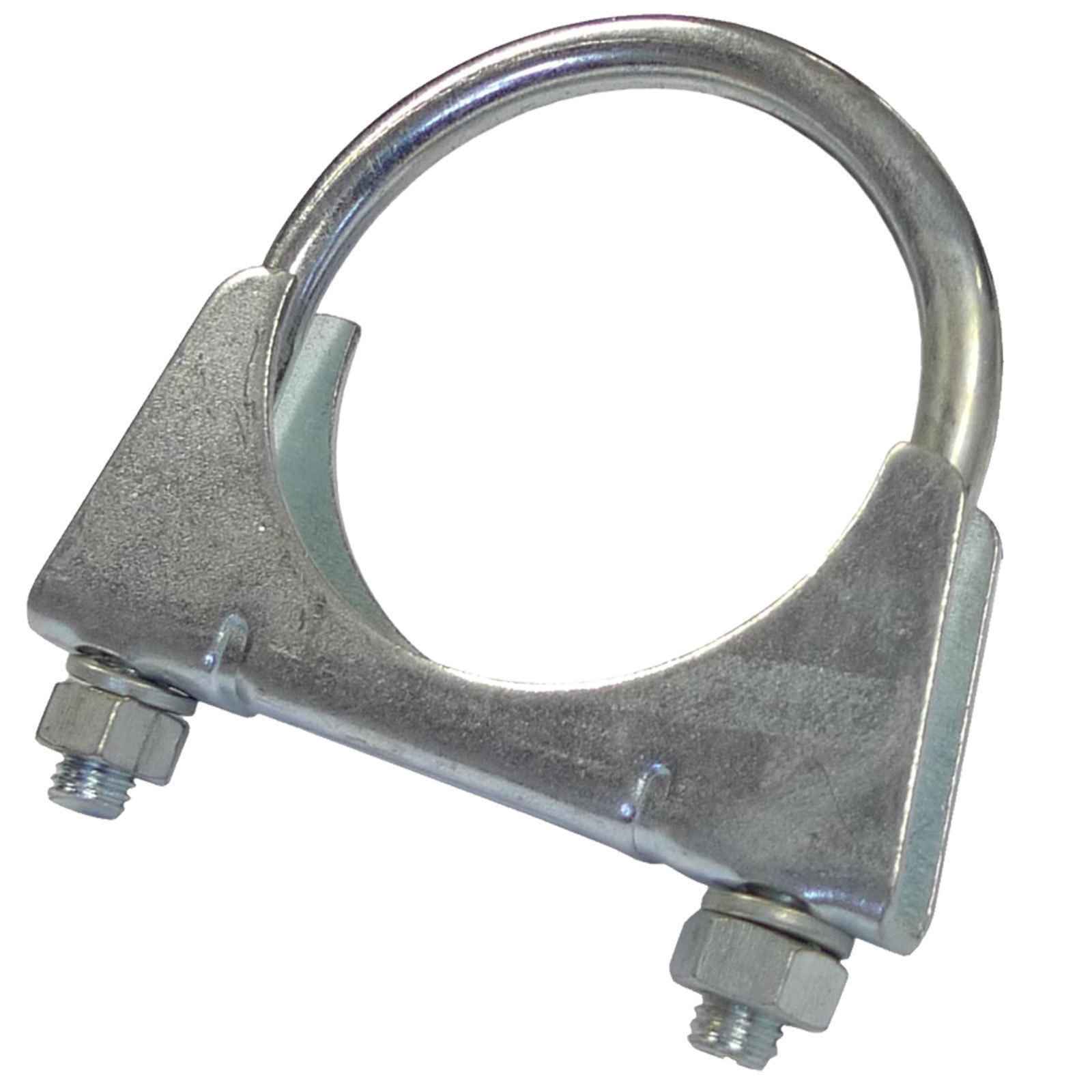 Pack of 10 52mm Universal Exhaust Clamp