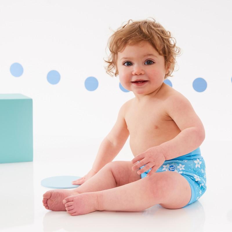 Splash-About-Happy-Nappy-Baby-amp-Toddler-Swimwear-Nappy-and-Shorts-Sun-Safe thumbnail 4
