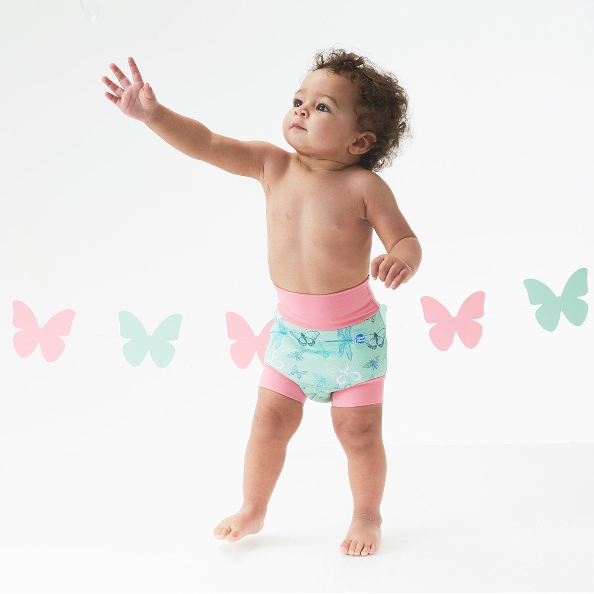 Splash-About-Happy-Nappy-Baby-amp-Toddler-Swimwear-Nappy-and-Shorts-Sun-Safe thumbnail 11